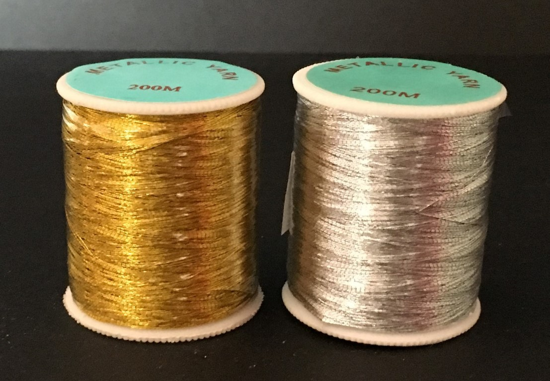 Konac METALLIC YARN 200m